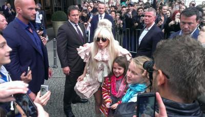 Lady Gaga im Liebesrausch