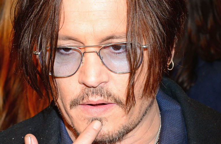 Johnny Depp kurz vor Scheidung