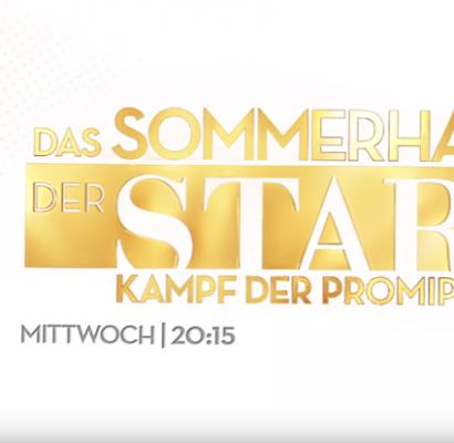 """""""Das Sommerhaus der Stars"""" bei RTL: <br> Streit und Spiele"""