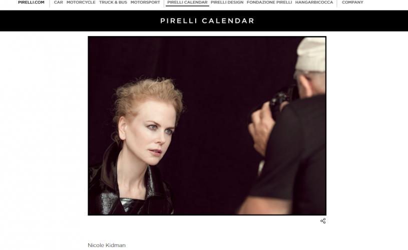 Macht euch nackig: Schauspielerinnen im Pirelli-Kalender 2017