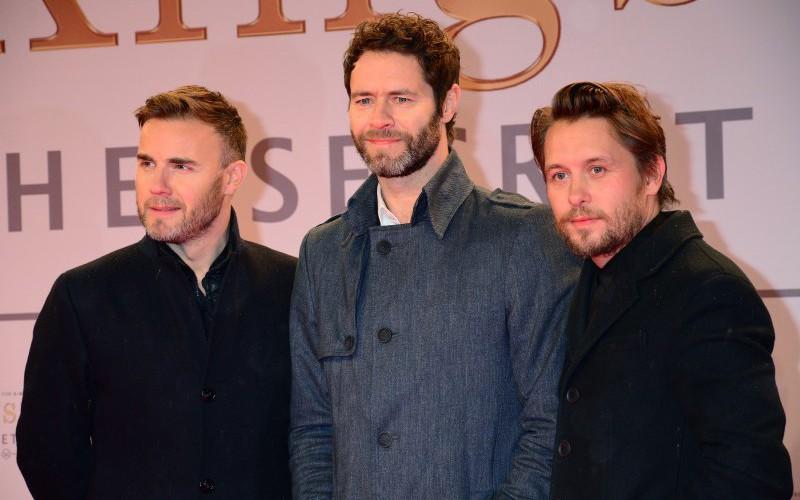 Fans aufgepasst: Take That gehen wieder auf Tour