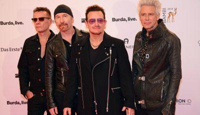 Interview: U2 wollen bei Produktion des neuen Albums pausieren
