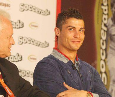 Cristiano Ronaldo – wie er zu dem wurde, wer er ist