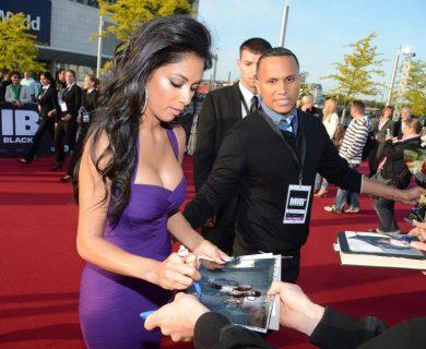 Gerüchteküche: Nicole Scherzinger bald bei Black Eyed Peas?