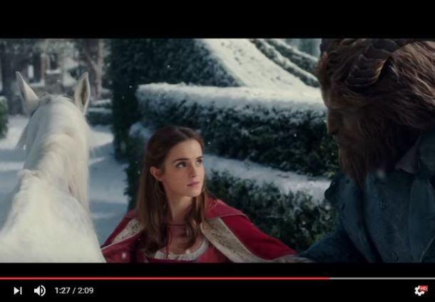 """Im Kino: """"Die Schöne und das Biest"""" mit Emma Watson als Belle"""