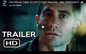 """Star in outer Space: """"Life"""" mit Jake Gyllenhaal"""