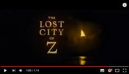 """Produziert von Brad Pitt: <br>""""Die versunkene Stadt Z"""""""