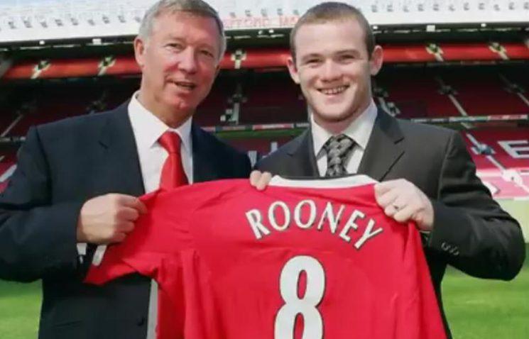 Wayne Rooneys Absturz im Casino