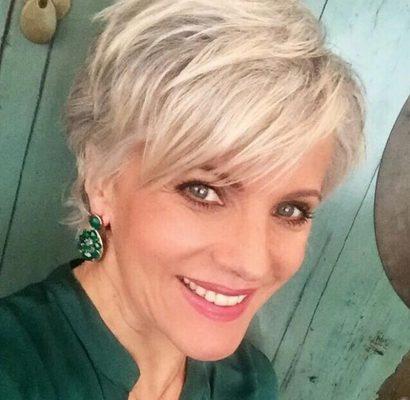 Enthüllt: So sieht Birgit Schrowange ohne Perücke aus