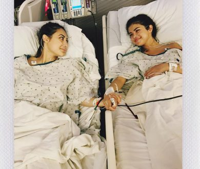 Heftig! Selena Gomez hatte eine Nierentransplantation