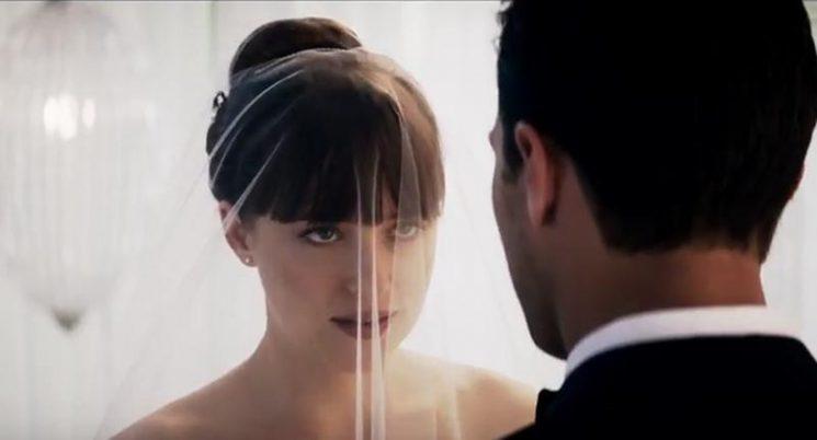 """Oh lálá! So hot wird der neue """"Shades of Grey"""" Teil"""