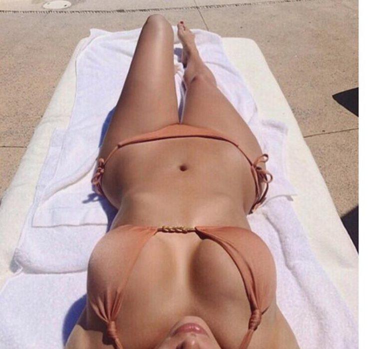 Ups! Das ist Kim Kardashians Instagram- Fail.