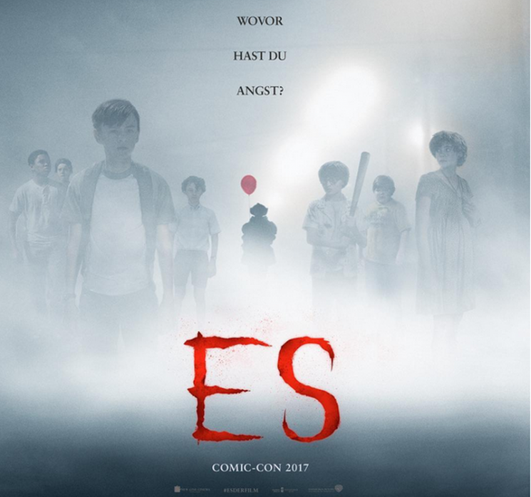 """Stephen Kings neuer """"Es""""-Film ist der Kassenschlager"""