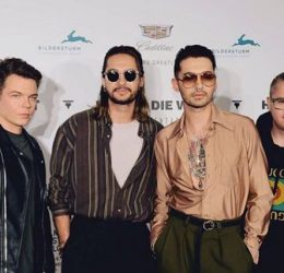 "Krass: ""Tokio Hotel"" cancelt ""Dream Machine""-Tour"