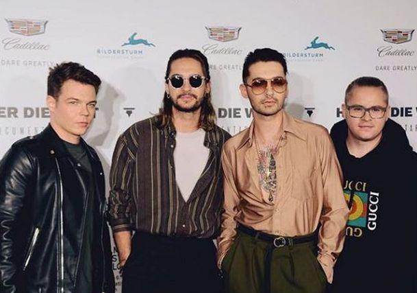 """Krass: """"Tokio Hotel"""" cancelt """"Dream Machine""""-Tour"""