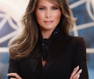 """Hauptsache """"vom Feinsten"""" – First Lady Melania Trump und ihre Outfits"""