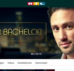 """""""Der Bachelor"""" – Mehr Schein als Sein?"""
