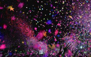 Feiern wie die großen Stars